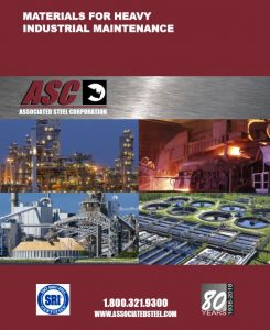 Associated Steel Line Card Brochure