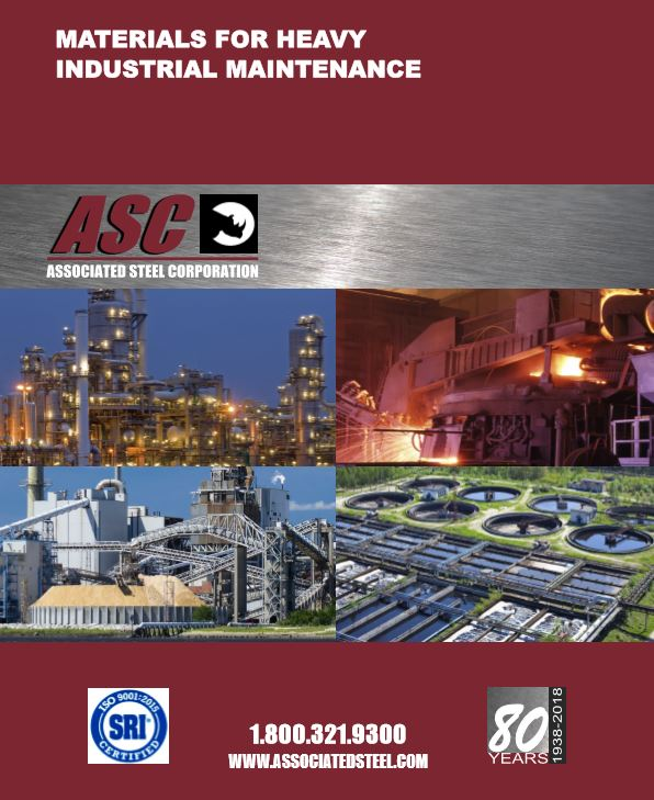 MATERIALS FOR HEAVY INDUSTRIAL MAINTENANCE