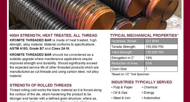 thumbnail of Kromite Threaded Bar Flyer Rev.3