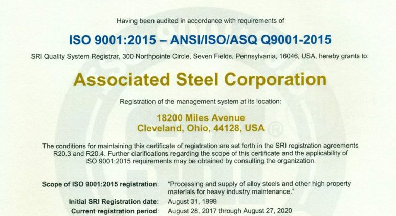 thumbnail of New ASC ISO