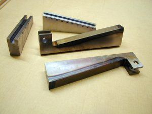 Redi-Rail® Wear Rail Custom Hardened 4140 Steel