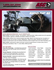 Rhino-Tuf EZ Flyer