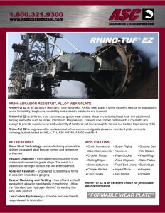 thumbnail of Rhino-Tuf EZ Flyer